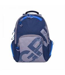 RU-815-1 Рюкзак (/3 синий - серый)