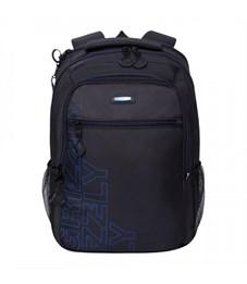 RU-922-2 Рюкзак (/2 черный - синий)