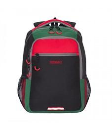 RU-922-3 Рюкзак (/1 черный - красный)