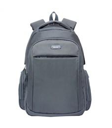 RU-934-4 Рюкзак (/1 т. серый)