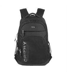 RU-934-6 Рюкзак (/4 черный - серый)