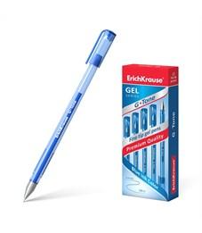 Ручка гелевая Erich Krause G-Tone, синяя, 0,5 мм