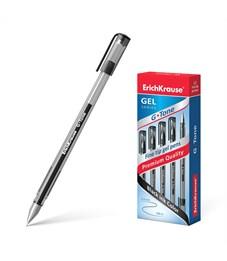 Ручка гелевая Erich Krause G-Tone, черная, 0,5 мм