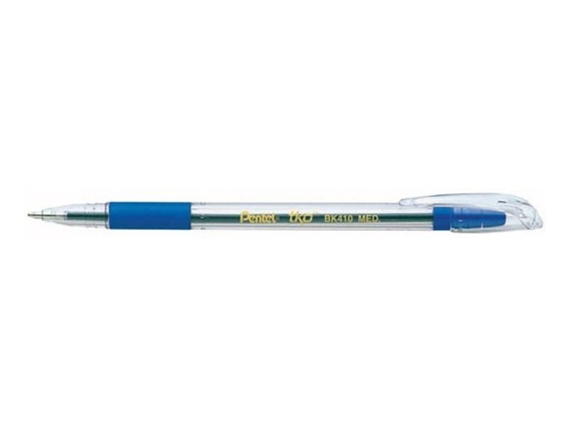 Ручка шариковая  Pentel TKO синяя, 1 мм