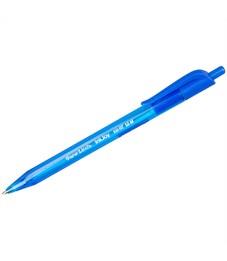 """Ручка шариковая автоматическая Paper Mate """"InkJoy"""" 100 RT синяя, 1,0мм трехгран."""