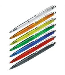 """Ручка шариковая автоматическая Schneider """"K20 Icy Colours"""" синяя, 1,0мм, корпус ассорти"""