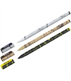 "Ручка шариковая Berlingo ""Funline. Swift"", синяя, 0,7мм, рисунок на корпусе, ассорти"