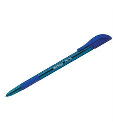 """Ручка шариковая Berlingo """"PR-05"""" синяя, 0,5мм, грип"""