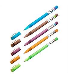"""Ручка шариковая Berlingo """"Riffle"""" синяя, 0,7мм, ассорти"""