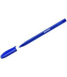 """Ручка шариковая Berlingo """"Triangle 100T"""" синяя, 0,7 мм, трехгранная"""