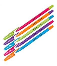 "Ручка шариковая Berlingo ""Tribase Fuze"", синяя, 0,7мм"