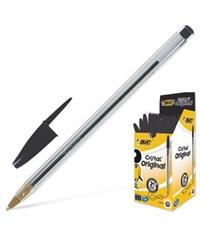 Ручка шариковая Bic Cristal черная