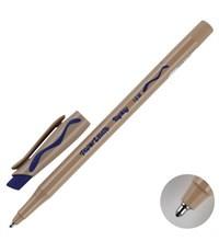 Ручка шариковая Paper Mate REPLAY пиши-стирай, синяя, 1.0 мм