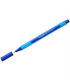 """Ручка шариковая Schneider """"Slider Edge F"""" синяя, 0,8мм, трехгранная"""