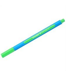 "Фото 2. Ручка шариковая Schneider ""Slider Edge M"" зеленая, 1,0мм, трехгранная"