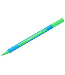"Фото 3. Ручка шариковая Schneider ""Slider Edge M"" зеленая, 1,0мм, трехгранная"