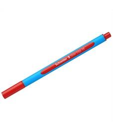 "Фото 2. Ручка шариковая Schneider ""Slider Edge XB"" красная, 1,4мм, трехгранная"