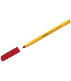"""Ручка шариковая Schneider """"Tops 505 F"""" красная, 0,8мм, оранжевый корпус"""