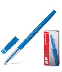 Ручка шариковая Stabilo, синяя