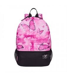 RX-941-2 Рюкзак (/3 бабочки розовые)