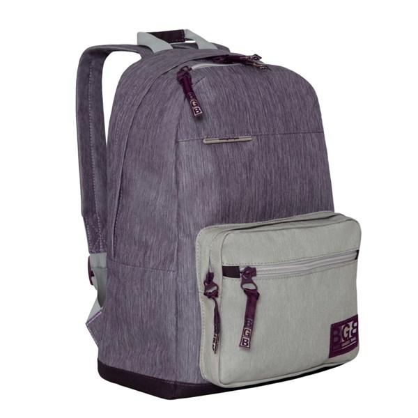 RX-941-3 Рюкзак (/2 серо-фиолетовый)