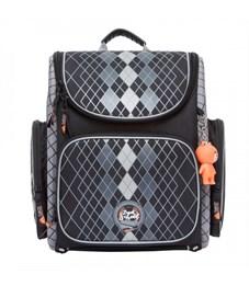 S-22 Classic Рюкзак школьный (/1 черный - серый)