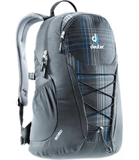 Рюкзак Deuter Go Go серо-синяя клетка