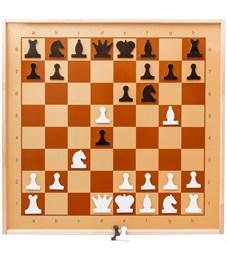 Шахматы демонстрационные настенные, Десятое королевство, магнитные, поле 70*70см (ПОД ЗАКАЗ)