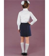 Фото 4. Школьная юбка Инфанта, синий 0309