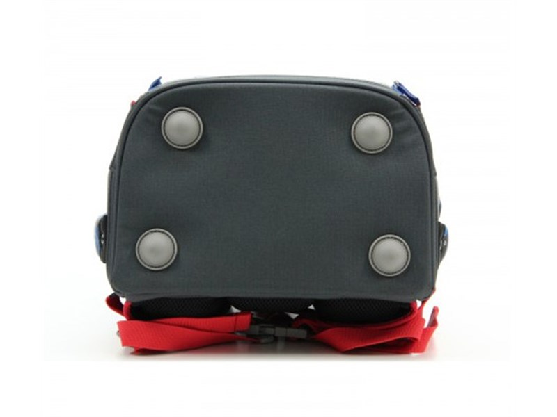 Школьный ранец DerDieDas ErgoFlex XL Drift с наполнением 406008