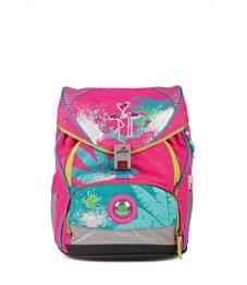 Школьный ранец DerDieDas ErgoFlex XL Фламинго с наполнением