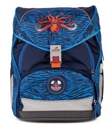 Школьный ранец DerDieDas ErgoFlex XL Море с наполнением