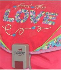Фото 10. Школьный ранец DerDieDas Love с наполнением 405035