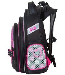 Фото 6. Школьный ранец Hummingbird Kids Кошечка + мешок