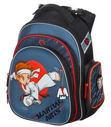 Школьный ранец Hummingbird Kids TK45 + мешок