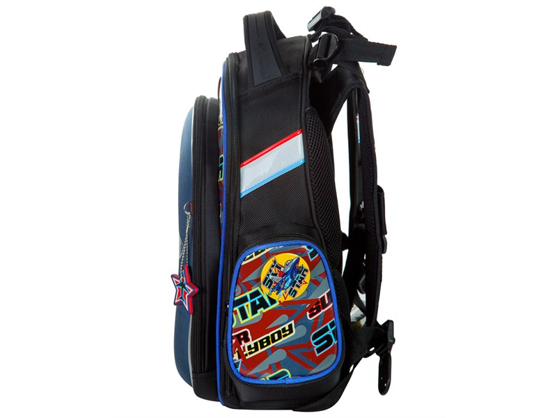 Школьный ранец Hummingbird Kids TK48 + мешок