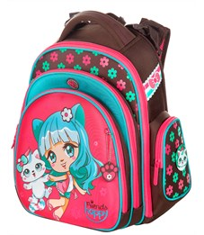 Школьный ранец Hummingbird Kids TK51 + мешок