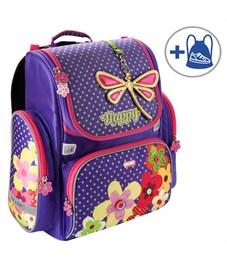 Школьный ранец Mike Mar Цветы + мешок