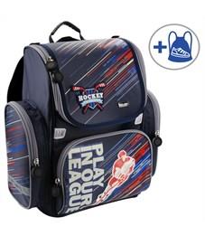 Школьный ранец Mike Mar Хоккей + мешок