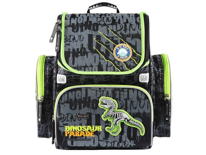 Школьный ранец Mike Mar Динозавр + мешок