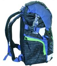 Фото 4. Рюкзак школьный Sternbauer Game ортопедическая спинка синие вставки