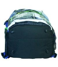 Фото 5. Рюкзак школьный Sternbauer Game ортопедическая спинка синие вставки