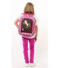 Фото 6. Школьный рюкзак Belmil 338-35/486 HORSE