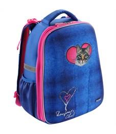 Школьный рюкзак Mike Mar Кошка