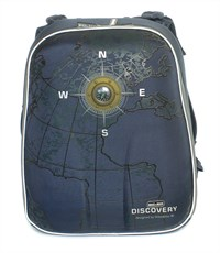 Фото 2. Школьный рюкзак Mike Mar Навигация темно-синий 1008-34