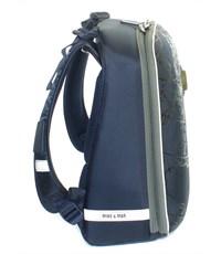Фото 3. Школьный рюкзак Mike Mar Навигация темно-синий 1008-34