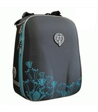 Школьный рюкзак Mike Mar Оксфорд серый