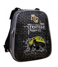 """Школьный рюкзак Mike Mar """"Стратегия"""" черный"""