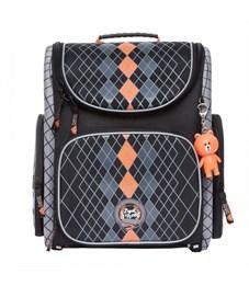 SI-22 Рюкзак (/3 черный - оранжевый)