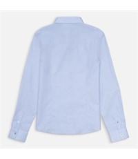 Фото 3. Сорочка для мальчиков Acoola Mendel голубой